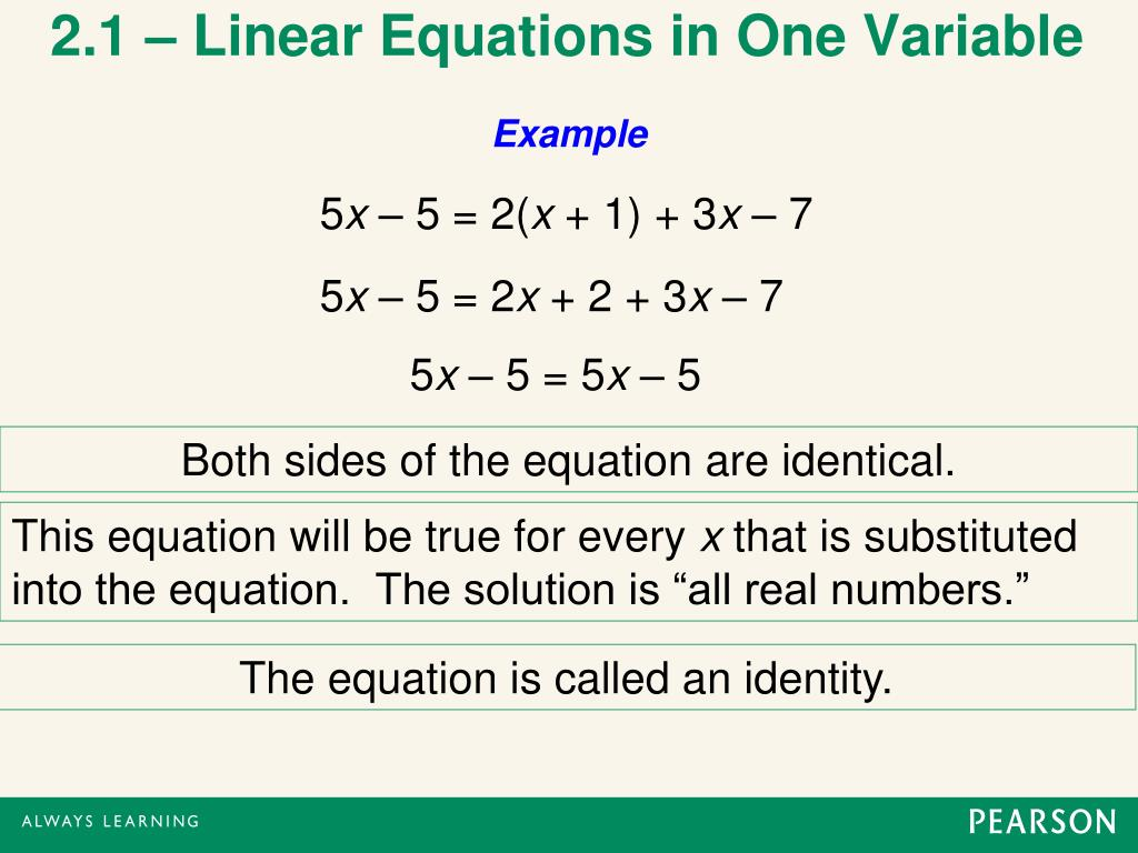 Two Linear Equations In Two Variables Independent Practice