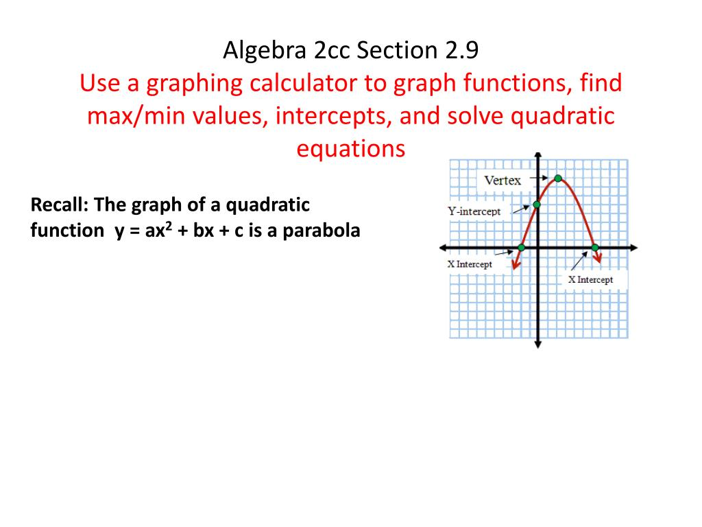 Find The X And Y Intercepts Of Graph Each Equation