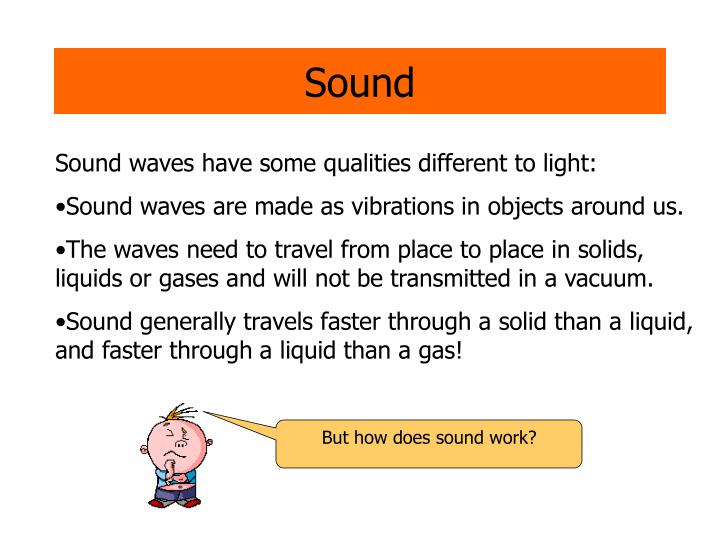 Why Do Sound Waves Travel Faster In Solids Than Liquids And Gases