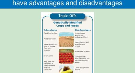 Genetically Modified Food The Benefits and the Risks