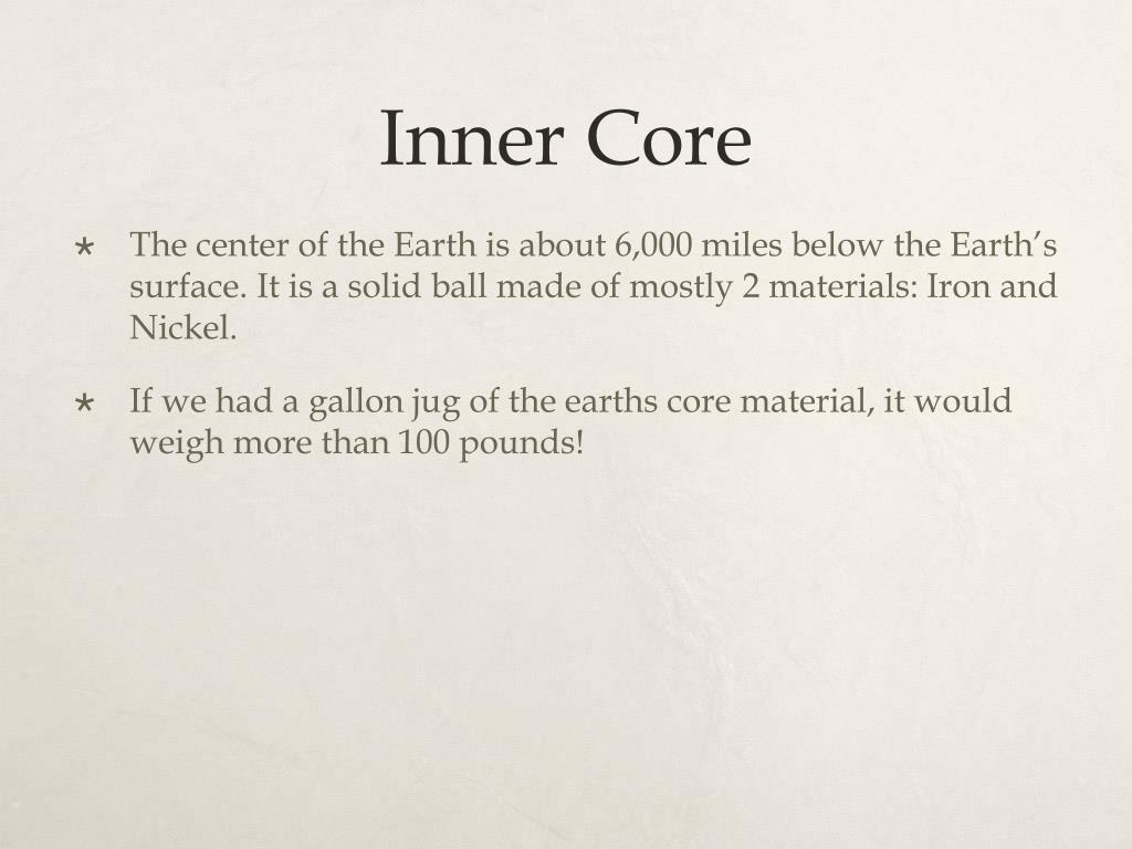 Forces Inside Earth Worksheet Answers