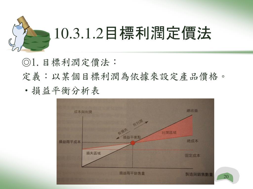 PPT - 觀光業之定價 PowerPoint Presentation - ID:6451695