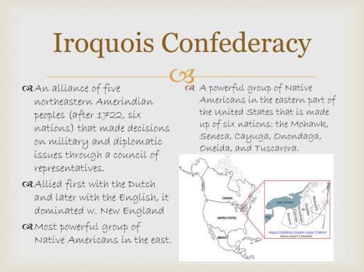 PPT - Iroquois PowerPoint Presentation - ID:6503992