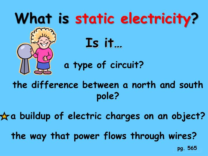 Electricity And Magnetism Study Guide Ms. DeSimone