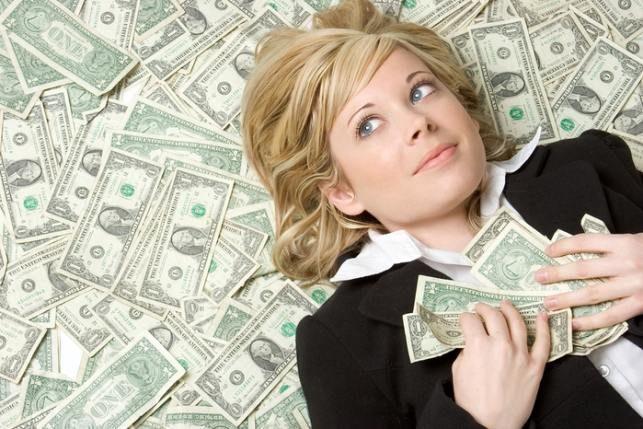 a sok pénz megszerzésének a titka)