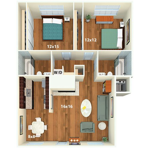 Bear Creek Apartments Boulder Floor Plans - The Best Bear Of 2018
