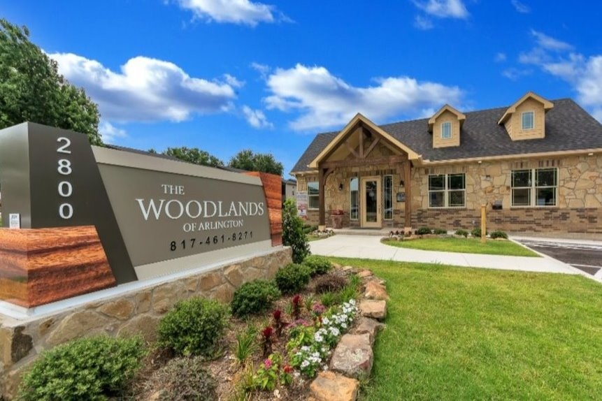 The Woodlands Of Arlington Arlington TX Apartment Finder