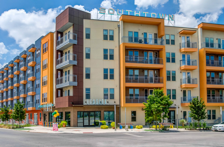 Southtown Flats San Antonio Tx Apartment Finder