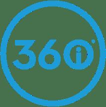 Image result for 360i marketing agency logo