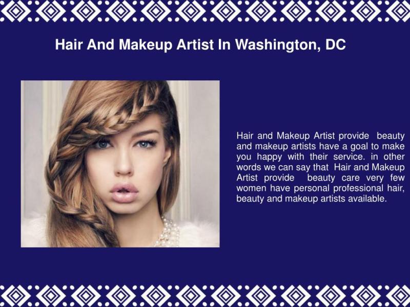 Makeup Artist Role In Hair Stylist