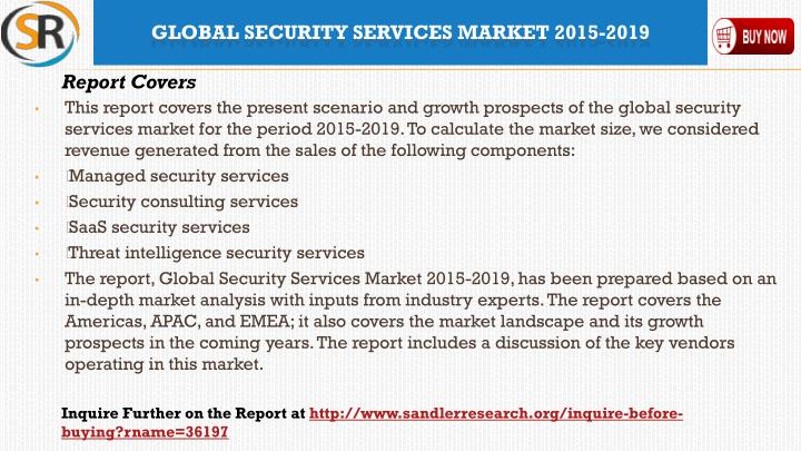Worldwide Security Services