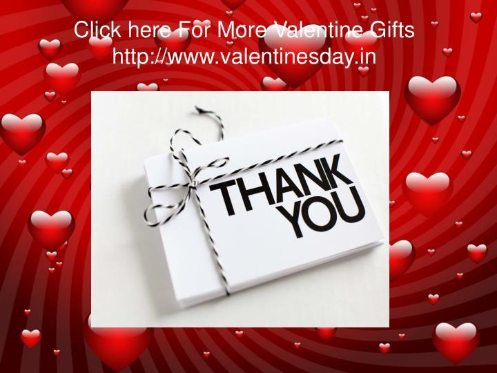 PPT Valentine Week Day Special Gift Ideas PowerPoint