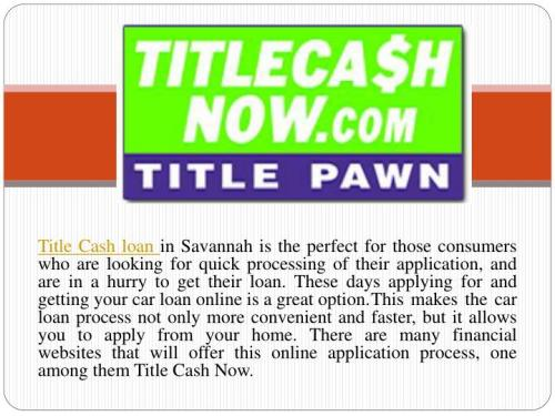 advance title services