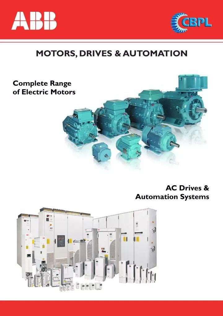 Abb Motor Frame Size Catalogue | Framebob org