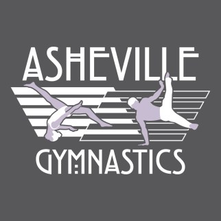 Asheville Gymnastics by Ike Wheeless