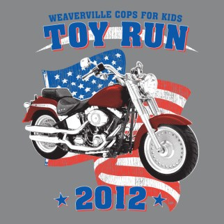 2012 Toy Run by Ike Wheeless