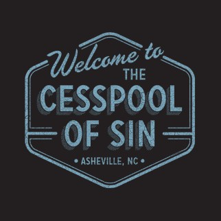 """""""Cesspool of Sin"""" by Israel Hill"""