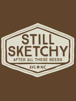 Still Sketchy by Brent Baldwin