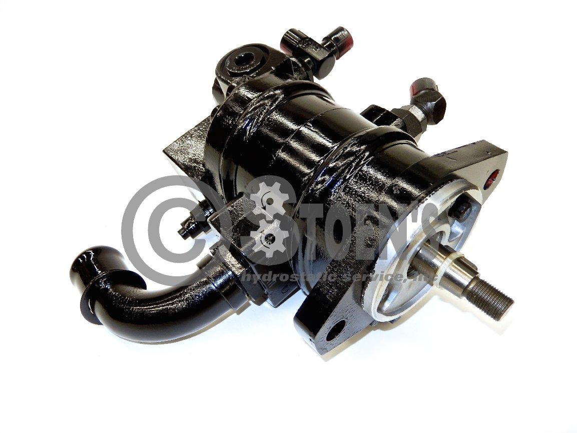 Eaton Double Gear Pump