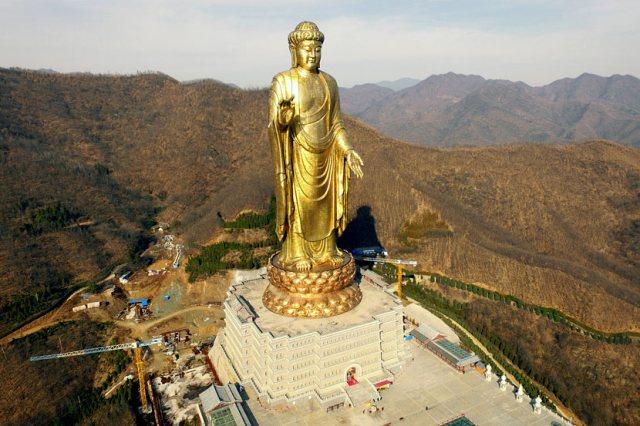 Hasil gambar untuk spring temple buddha