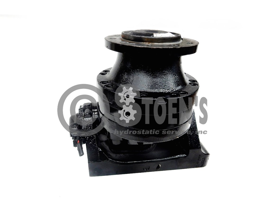 Poclain Left Hand Rear Assist Motor