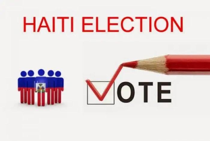 Haïti : des élections générales prévues pour l'année prochaine, selon le gouvernement - Audain Fils Bernadel, élections, Haïti