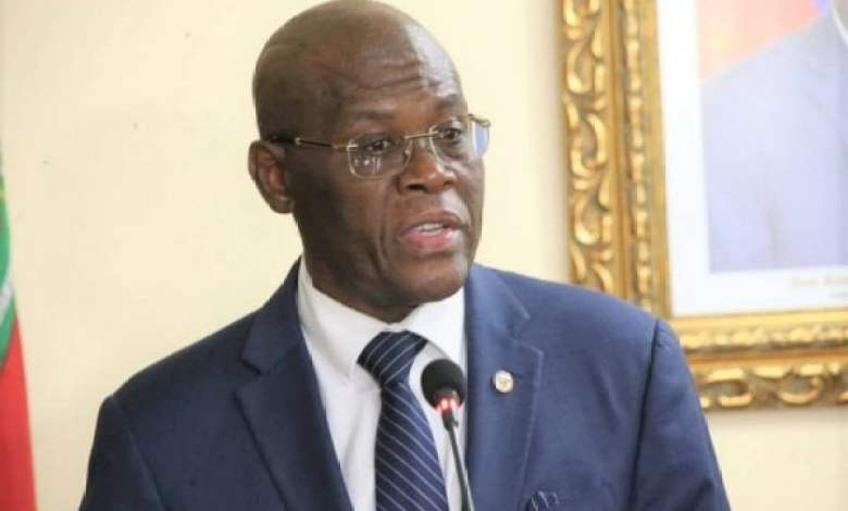 """""""Tentative d'assassinat du ministre Jonas Coffy à Canez Construction"""", PM Jouthe se solidarise - Canez Construction, Joseph jouthe"""
