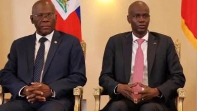 Haïti/Insécurité : Jovenel Moïse responsabilise Joseph Jouthe - Joseph jouthe, Jovenel Moïse