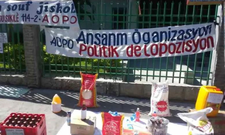 Baisse du dollar en Haïti: les prix des produits doivent être revus à la baisse, revendiquent des militants politiques - Haiti Politique, Jonas COFFY