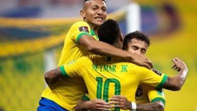 Brésil Pérou