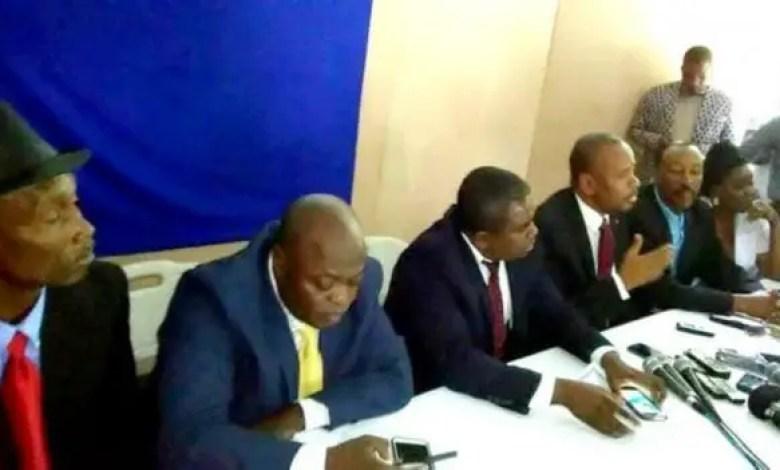 L'opposition politique ne comprend que des voleurs, affirme le ministre de la Justice -