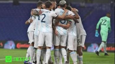 Qualifications Mondial 2022 : l'Argentine s'en sort face à la Bolivie - Argentine, Bolivie