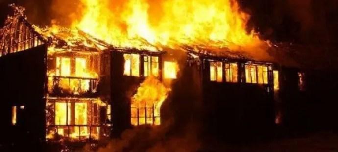Haïti-Drame: Plus d'une dizaine de maisons incendiées à Delmas 73 - delmas 73, Incendie