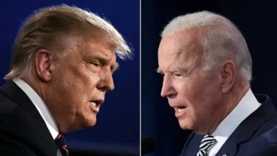 Donald Trump critique sévèrement le président Biden dans un discours - Joe Biden
