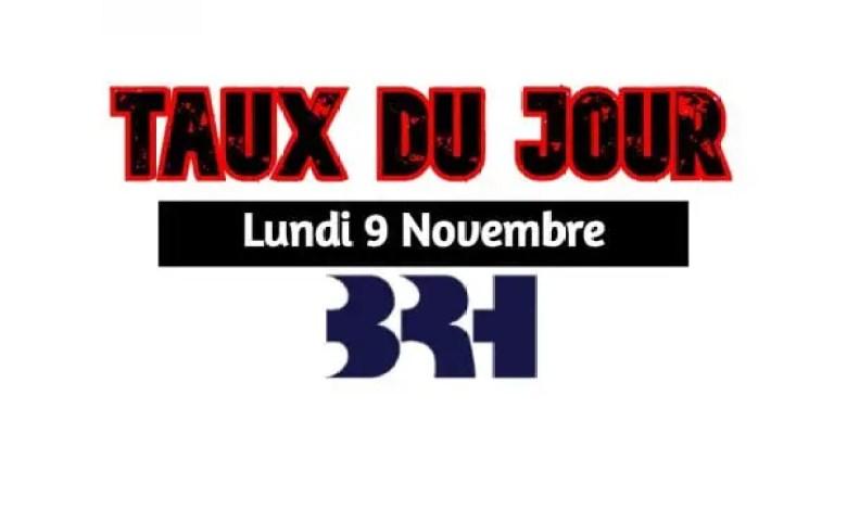 Haïti/ Taux affichés par les banques pour ce 9 novembre 2020 -