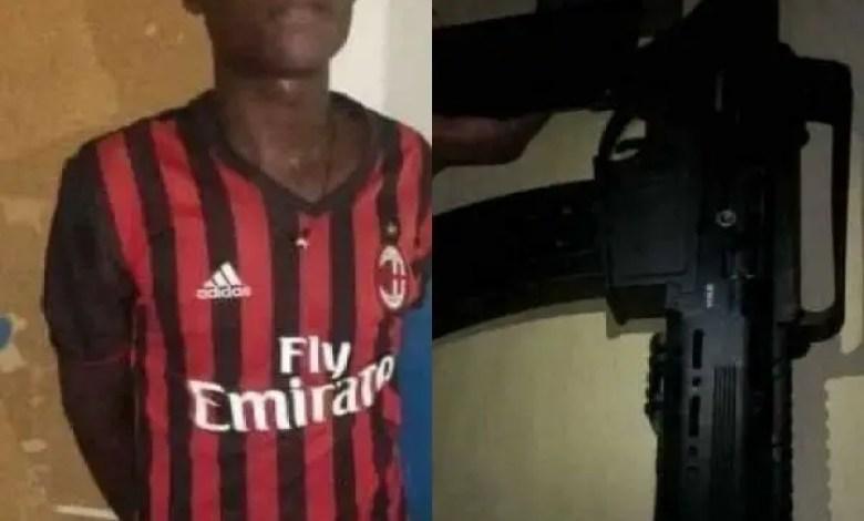 Grand'Anse: un présumé bandit stoppé par la police dans la commune d'abricot - PNH