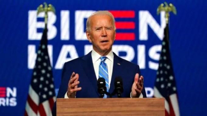 Joe Biden élu président des États-Unis - Joe Biden