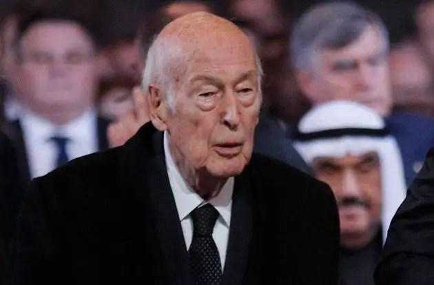 Covid-19: L'ancien président français Valéry Giscard d'Estaing est mort - Valéry Giscard d'Estaing