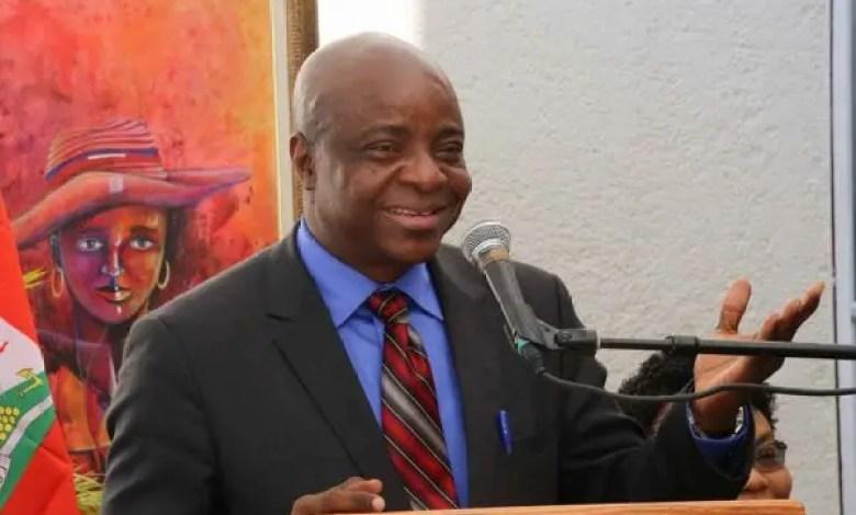Le journaliste Guyler C. Delva, retrouvé inconscient dans un hôtel à Pétion-Ville - Guyler C. Delva
