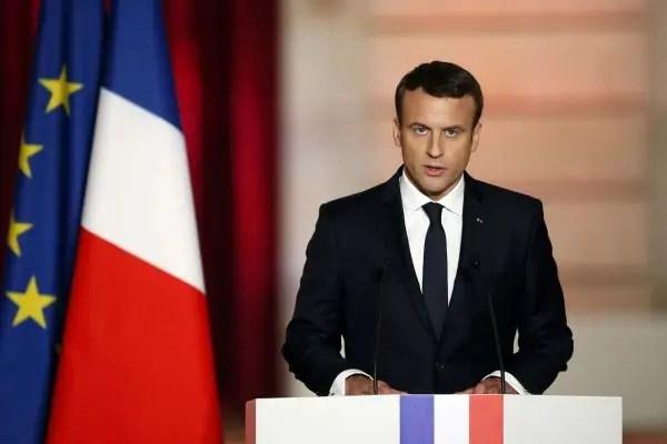Covid-19 : le président français Emmanuel Macron testé positif - Covid-19, Emmanuel Macron