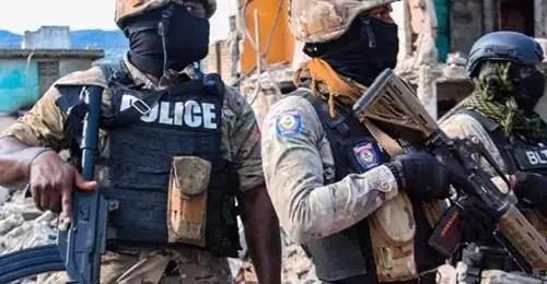 Cinq policiers assassinés en moins de 24 h à Port-au-Prince - Martissant, PNH, Portail Léogâne