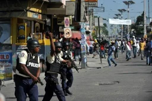 Répression policière :plusieursmanifestantsblessésparballes - André Michel