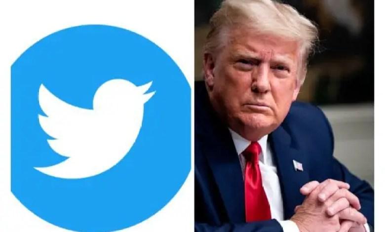 Twitter suspend de façon permanente le compte personnel de Donald Trump - Donald Trump, États-Unis