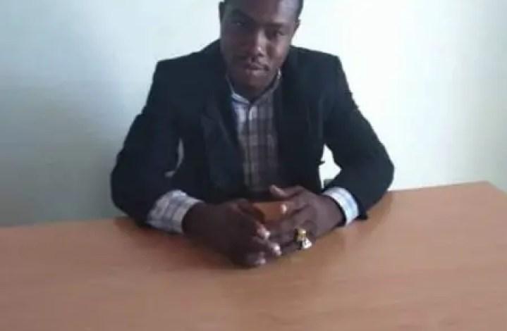 Pourtrouverdu pain, le militant politiqueLoubersonBejaminaliasTiYouri passe à l'autre bord. - André Michel