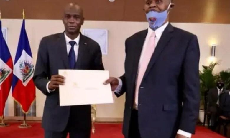 Référendum constitutionnel : le président Jovenel Moïse donne carte blanche au CEP - Comité consultatif indépendant, Constitution, Jovenel Moïse