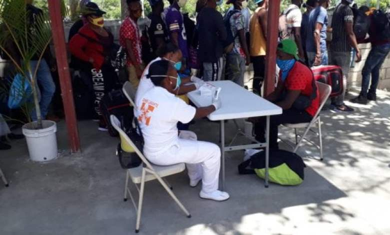 PénuriedetestsdeCovid-19en Haïti - Covid-19