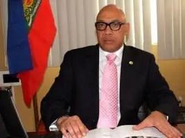 GonzagueEdnerDay, ministre de l'Intérieur, a.i, annonce la couleur et fait peur. - Gonzague Edner Day, oposition haitienne