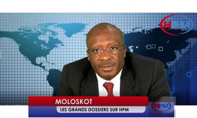 Décès du journaliste Ernest Edouard Laventure dit Moloskot - Ernest Edouard Laventure, Moloskot