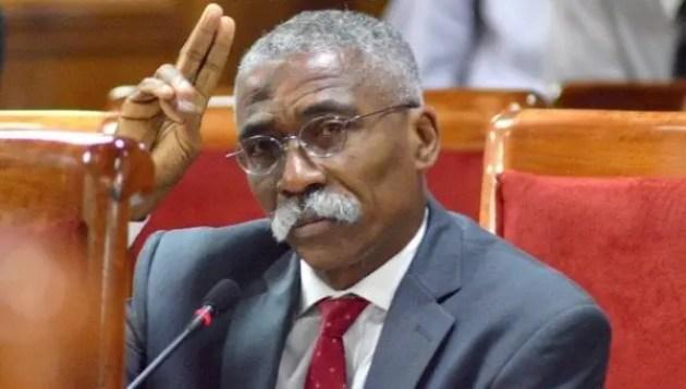 Sénat : Patrice Dumont s'oppose au dialogue lancé par le président Lambert - Dialogue, Joseph Lambert, Senat