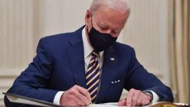 Covid-19 : Joe Biden imposera des restrictions de voyage sur ces pays... - Joe Biden